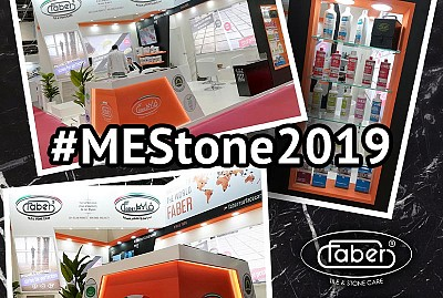 Faber @ MIDDLE EAST STONE 2019
